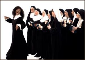 SISTER ACT - Patina Miller and Sisters